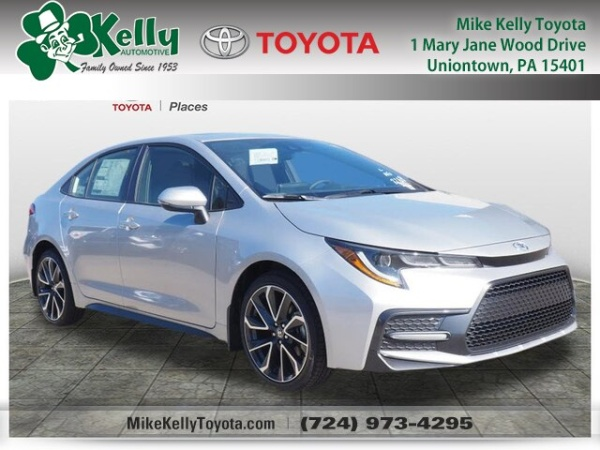 2020 Toyota Corolla in Uniontown, PA