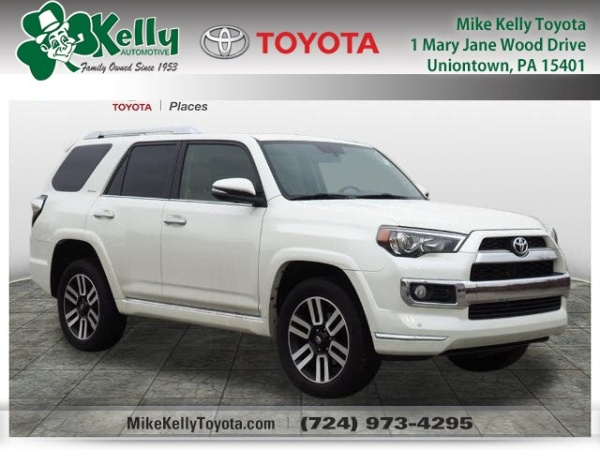 2017 Toyota 4Runner in Uniontown, PA