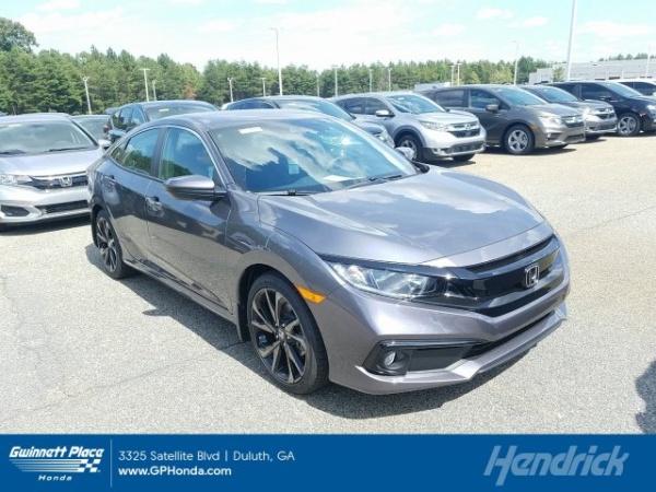 2019 Honda Civic in Duluth, GA