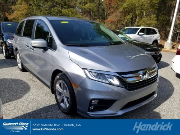 2020 Honda Odyssey in Duluth, GA