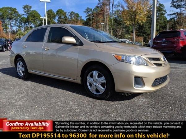 2013 Toyota Corolla in Gainesville, FL