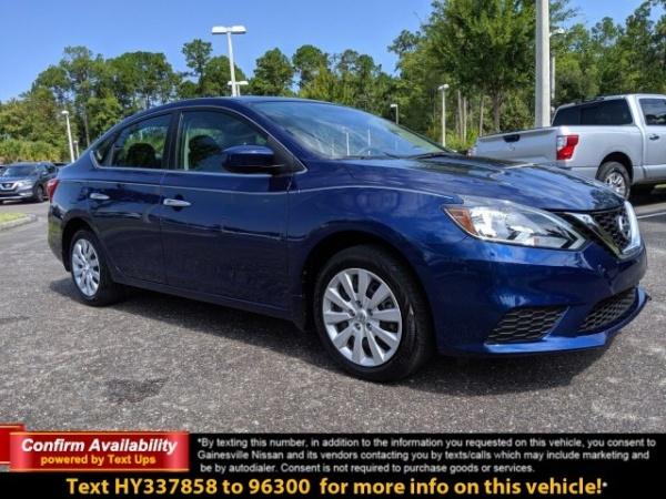 2017 Nissan Sentra in Gainesville, FL