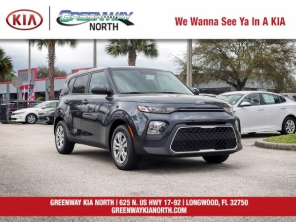 2020 Kia Soul in Longwood, FL