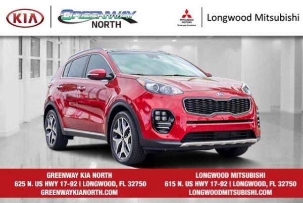 2017 Kia Sportage in Longwood, FL