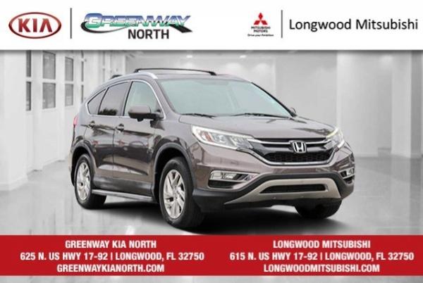 2016 Honda CR-V in Longwood, FL