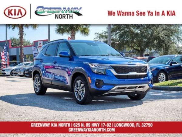 2021 Kia Seltos in Longwood, FL