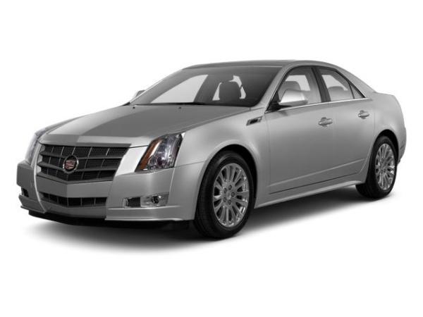 2010 Cadillac CTS 3.0L V6 Luxury