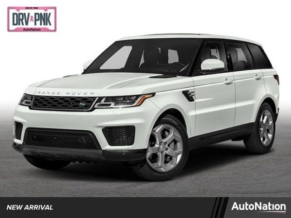 2018 Land Rover Range Rover Sport Autobiography