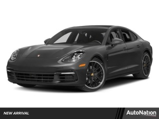 2017 Porsche Panamera Rwd For In Maitland Fl