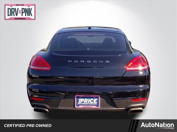 2014 Porsche Panamera Panamera