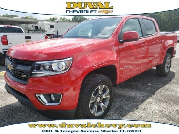 2019 Chevrolet Colorado in Starke, FL