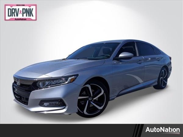 2020 Honda Accord in Clearwater, FL
