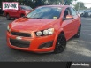 2012 Chevrolet Sonic LT 1LT Sedan MT for Sale in Jacksonville, FL