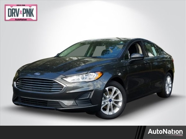 2020 Ford Fusion in Jacksonville, FL