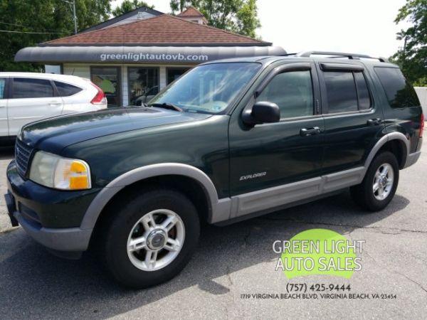 2002 ford explorer xlt 4wd for sale in virginia beach va truecar truecar