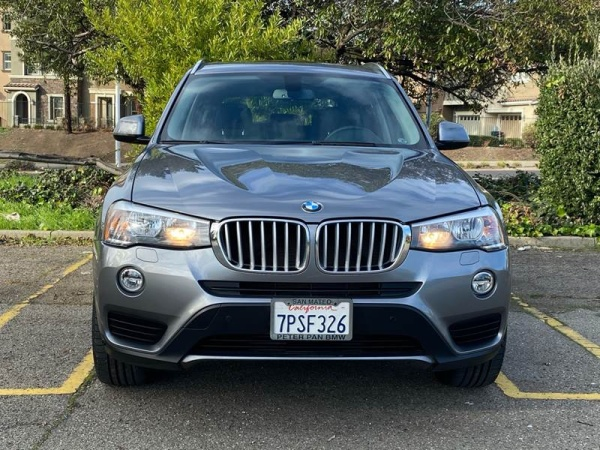 2016 BMW X3 in Hayward, CA