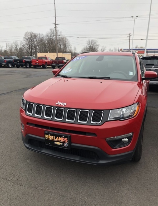 2017 Jeep Compass in Norwalk, OH