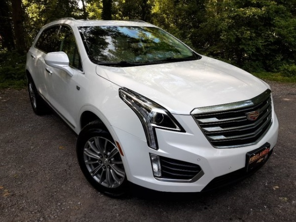 2017 Cadillac XT5 in Norwalk, OH