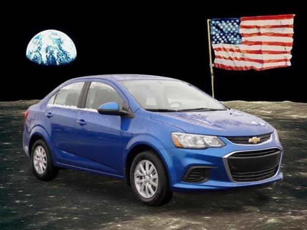 2020 Chevrolet Sonic in Norwalk, OH