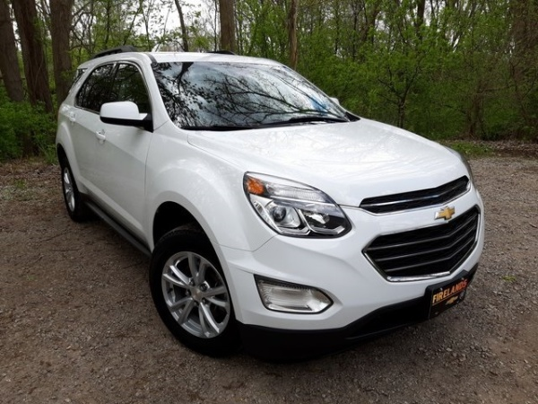 2017 Chevrolet Equinox in Norwalk, OH