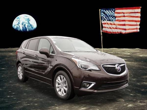 2020 Buick Envision in Norwalk, OH