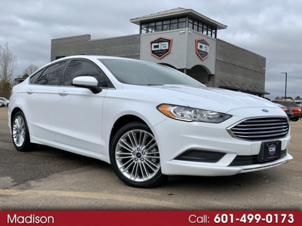 2017 Ford Fusion in Madison, MS