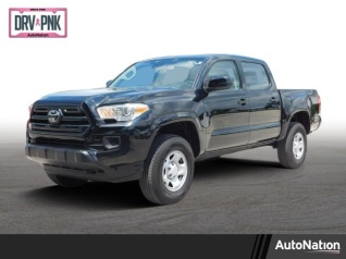 Used 2018 Toyota Tacoma SR Double Cab 5u0027 Bed I4 RWD Automatic For Sale In
