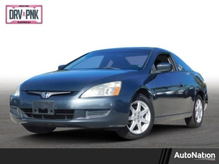 Used 2003 Honda Accord EX With Leather Coupe V6 Automatic For Sale In  Winter Park,