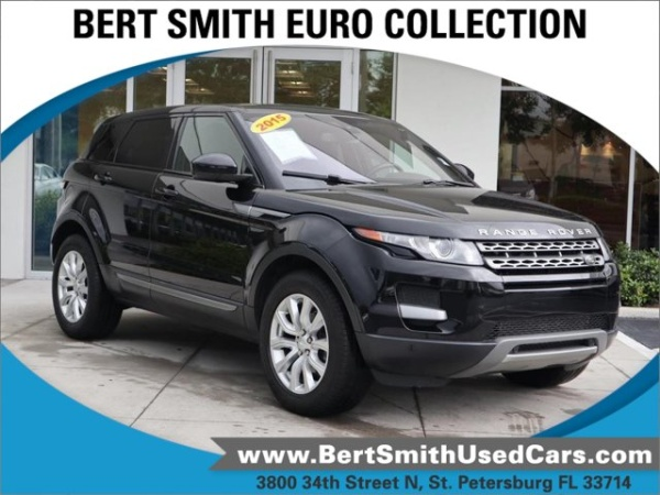 2015 Land Rover Range Rover Evoque in St. Petersburg, FL