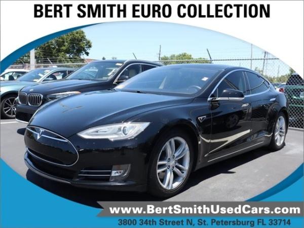 2013 Tesla Model S in St. Petersburg, FL