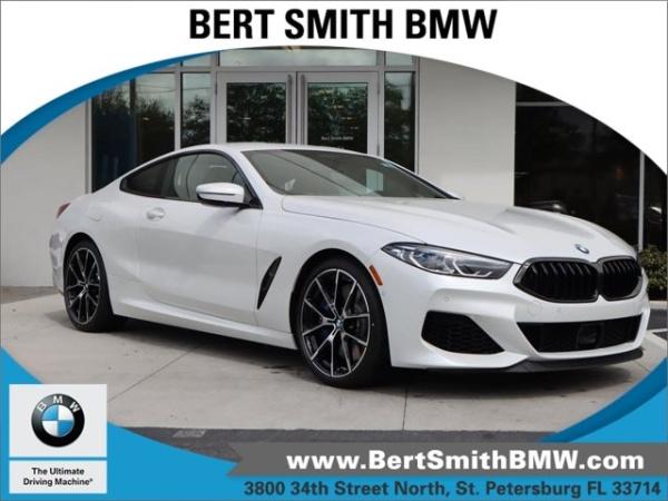 2020 BMW 8 Series in St. Petersburg, FL