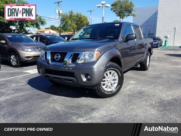 2016 Nissan Frontier in Miami, FL