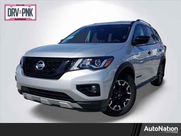 2020 Nissan Pathfinder in Miami, FL
