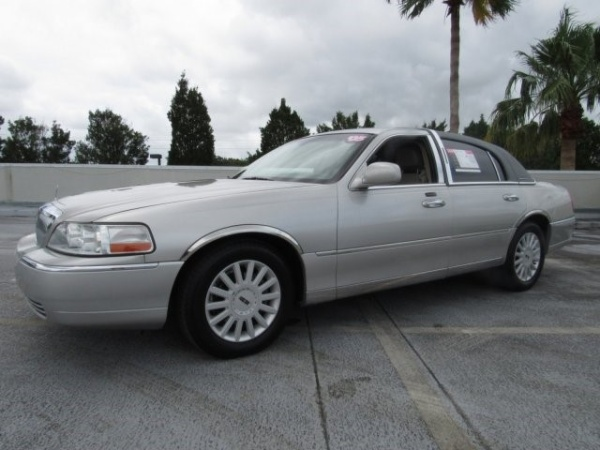 Used Lincoln Town Car For Sale In Brandon Fl U S News World Report