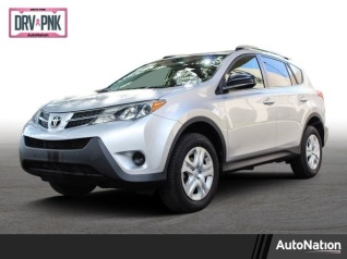 Used 2013 Toyota RAV4 LE FWD For Sale In Tampa, FL