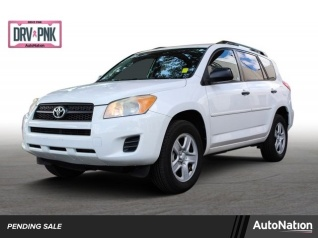 Used 2010 Toyota RAV4 I4 FWD For Sale In Tampa, FL