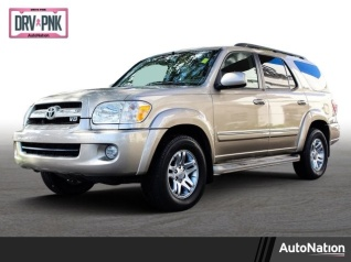 Used 2006 Toyota Sequoia Limited RWD For Sale In Tampa, FL