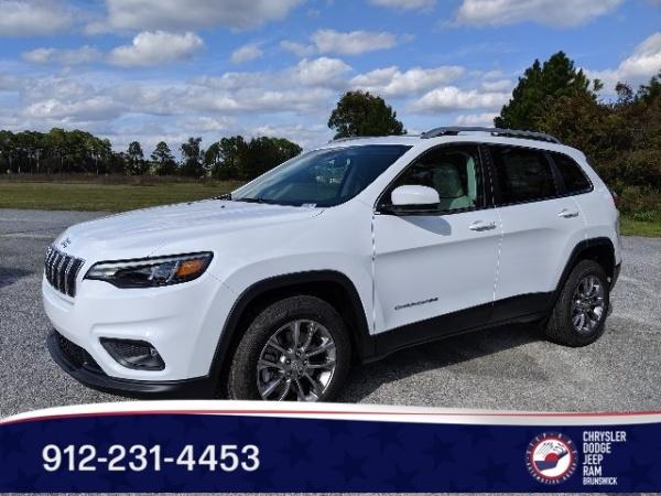 2020 Jeep Cherokee in Brunswick, GA
