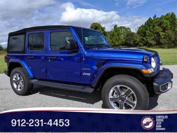 2020 Jeep Wrangler in Brunswick, GA