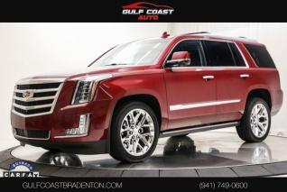 2016 Cadillac Escalade Premium Collection 4wd For In Bradenton Fl