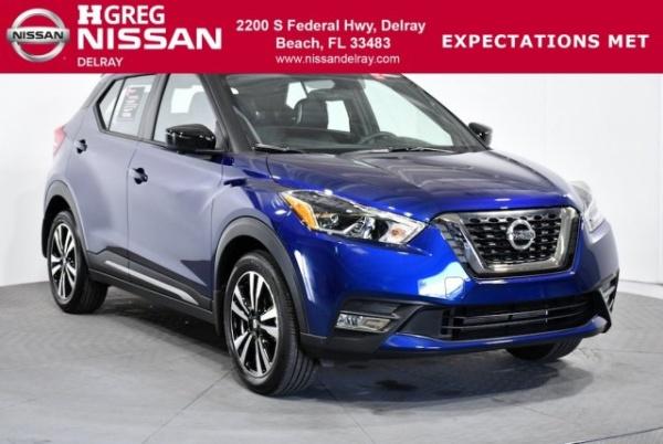 2019 Nissan Kicks in Delray Beach, FL