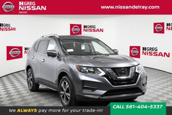 2020 Nissan Rogue in Delray Beach, FL