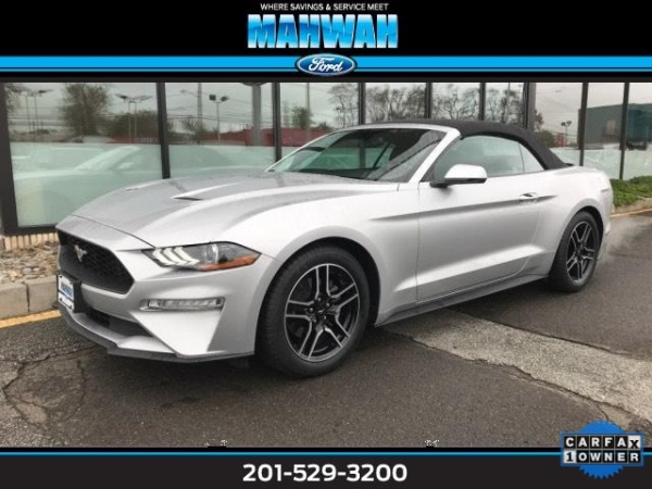 2018 Ford Mustang in Mahwah, NJ