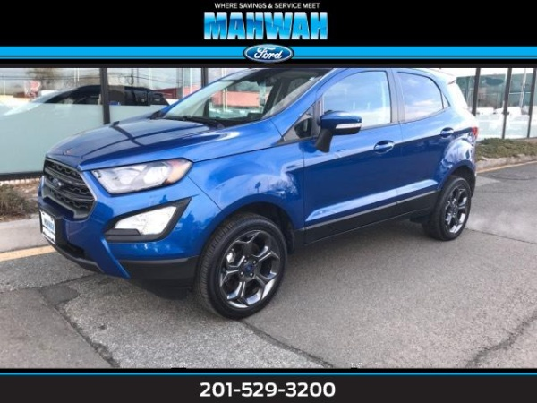 Mahwah Ford Service >> 2018 Ford Ecosport Ses 4wd For Sale In Mahwah Nj Truecar