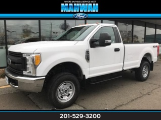 2017 Ford Super Duty F 250 Xl Regular Cab 8 Bed 4wd For