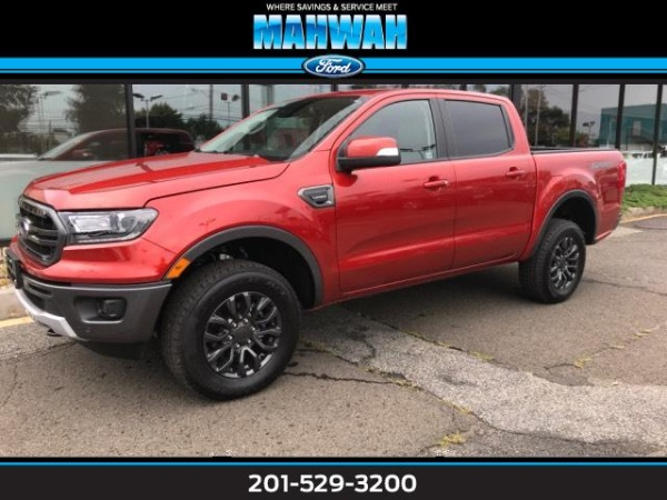 Mahwah Ford Service >> 2019 Ford Ranger Lariat Supercrew 5 Box 4wd For Sale In