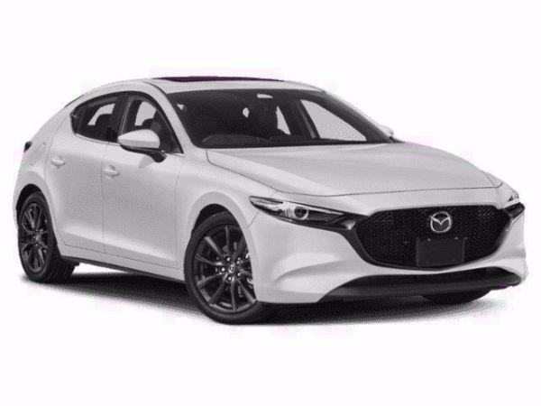 2020 Mazda Mazda3 in Lowell, MA
