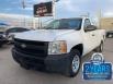 2011 Chevrolet Silverado 1500 WT Regular Cab Long Box 2WD for Sale in El Paso, TX