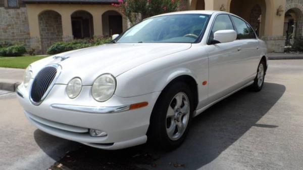 2002 Jaguar S-TYPE in Houston, TX