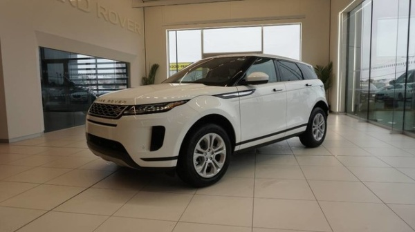 2020 Land Rover Range Rover Evoque in Rockford, IL